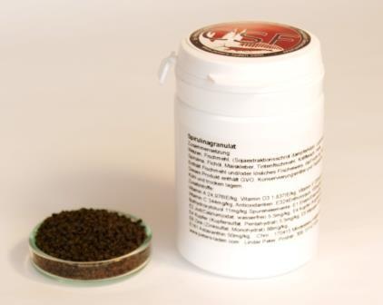 Spirulina Granulat 60g