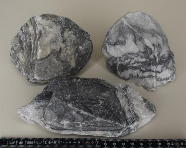 Zebra Stone Dekostein Hobby - SET 3