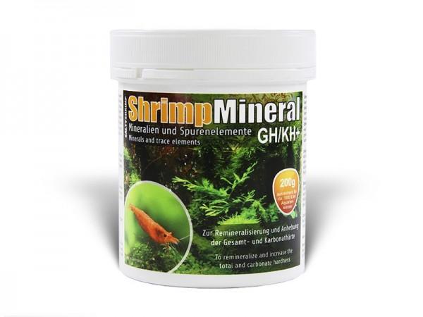 SaltyShrimp - Shrimp Mineral GH/KH+, 200g