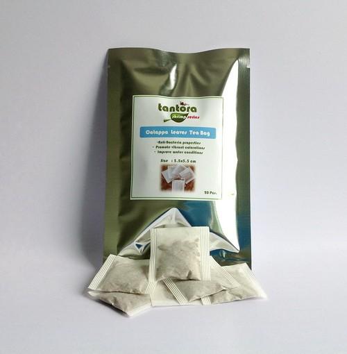 Seemandelbaumblätter-Filterbeutel