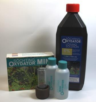 Söchting Mini Oxydator Sparset + 1L SÖCHTING OXYDATOR®- Lösung 6%