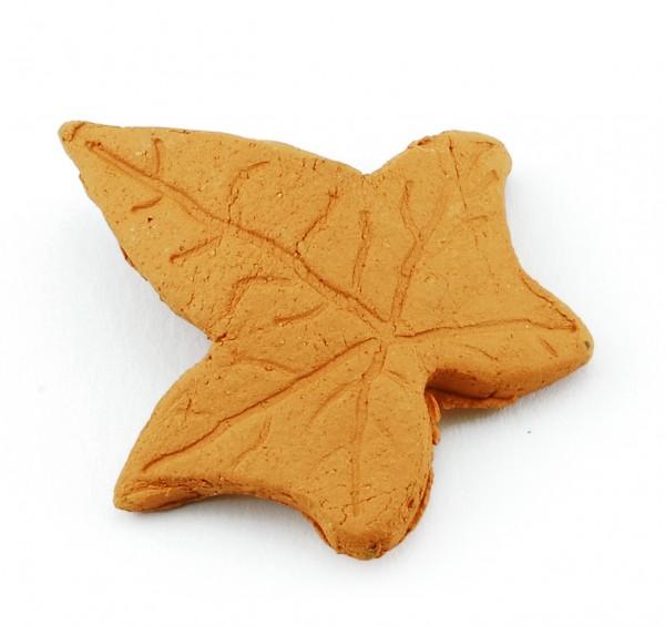 Deko Ahornblatt Nano Terracotta