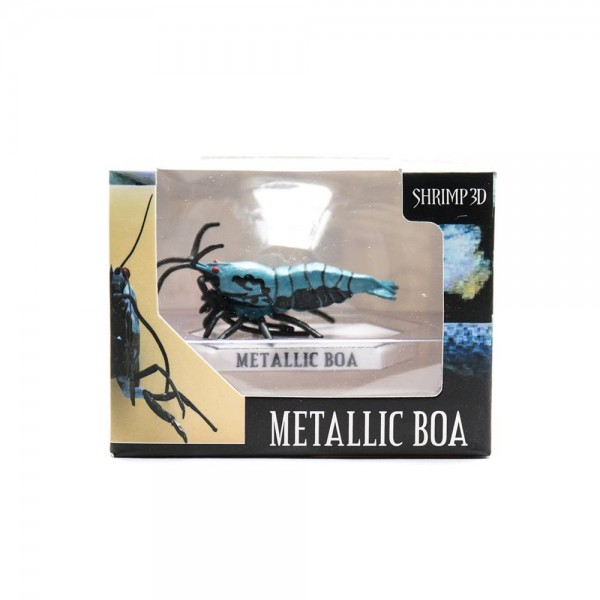Shrimp3D METALLIC BOA