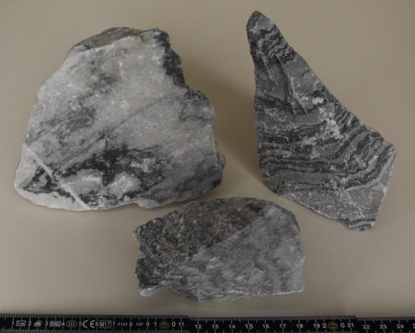 Zebra Stone Dekostein Hobby - SET 1