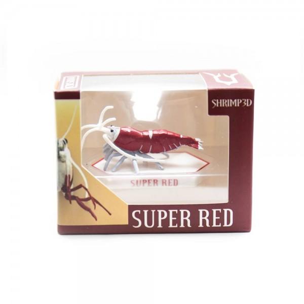 Shrimp3D SUPER RED