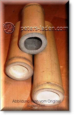 Bambushölen Groß 3 x 15-18 cm