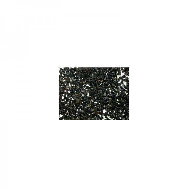 Aquarienkies Natur schwarz 1,4 - 2,8 mm
