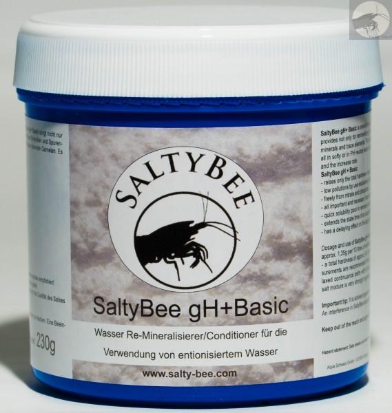 SaltyBee GH+ Basic 230g
