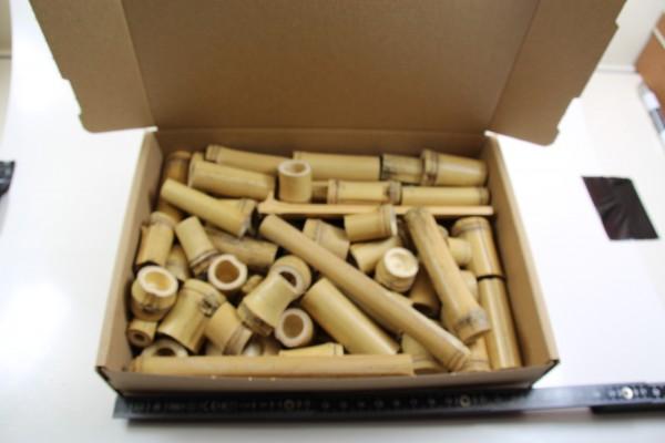 Bambus Reste-Kiste klein